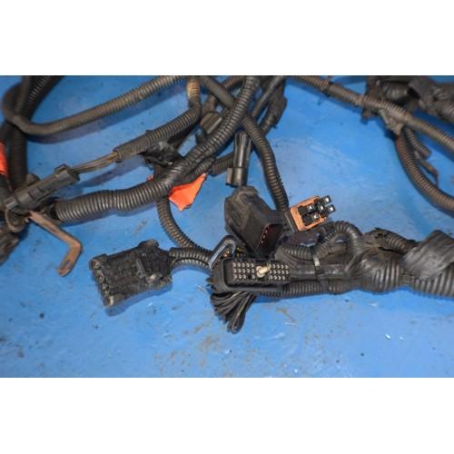 detroit diesel dd15 ecm wire harness a0643568 freightliner ---> 7473